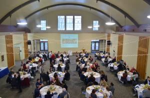 Gilbert Event Center, Eastern Oregon University, La Grande