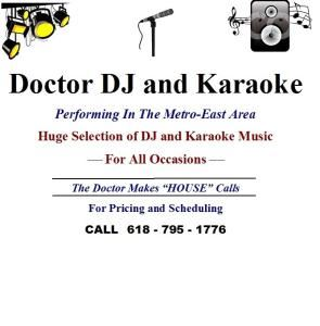 Doctor DJ and Karaoke