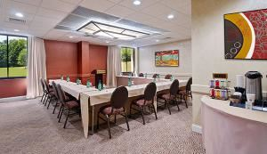 Meeting Room D, Sheraton Charlotte Airport Hotel, Charlotte