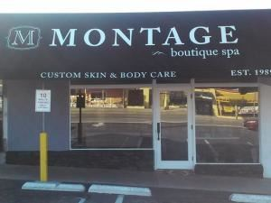 Montage Boutique Spa