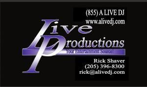 Live Productions- Seattle
