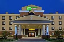 Holiday Inn Express Hotel and Suites Anderson North