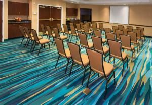 Executive Meeting Room, SpringHill Suites Cleveland Solo, Solon