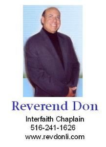 Reverend Don Doctor