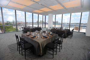 Java Room, Harbor Tower Events at Legg Mason Tower, Baltimore