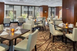 Wisteria Restaurant And Bar, DoubleTree by Hilton Hotel Boston - Downtown, Boston