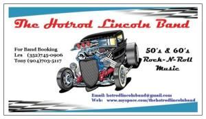 hotrod lincoln Band
