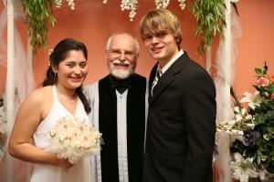 A Wedding Officiant
