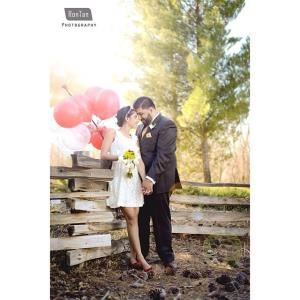Elopement Package, Reverend Tan, Davis — Christmas Day Elopement in Davis