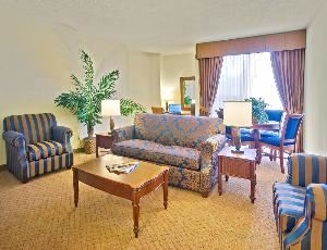 Executive Suite, DoubleTree by Hilton Hotel West Palm Beach Airport, West Palm Beach