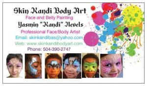 Skin Kandi Body Art LLC