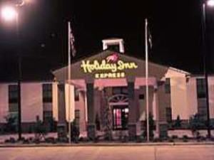 Holiday Inn Express Breaux Bridge/Henderson, Breaux Bridge