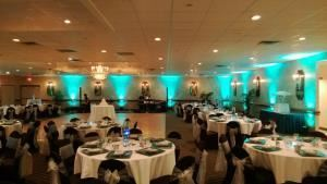 Wedding Up-lighting Package, Westminster Technologies LLC, Cleveland