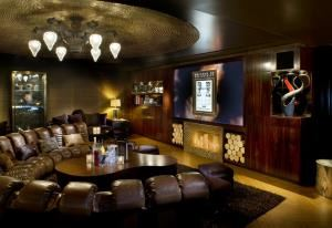 VIP Room, Hyde Lounge At Staples Center, Los Angeles