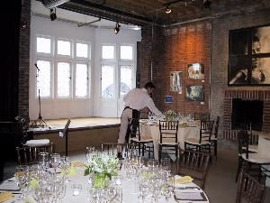 Cloud Place, Boston — Formal sit-down dinners
