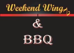 Weekend Wingz & BBQ