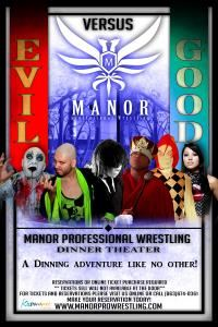 Manor Pro Wrestling Dinner Theater