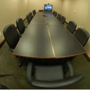 Executive Meeting Center-Jefferson, Doubletree Hotel & Executive Meeting Center Portland-Lloyd Center, Portland — EMC Interactive Room