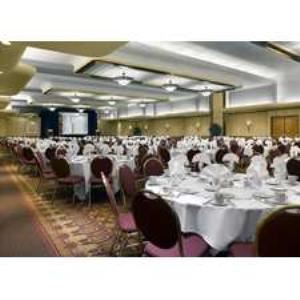 Lloyd Center Ballroom, Doubletree Hotel & Executive Meeting Center Portland-Lloyd Center, Portland — Lloyd Center Ballroom.