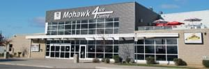 Mohawk 4 Ice Centre