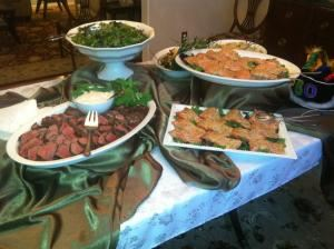 Dinner Packages Starting At $11.50, Rice Catering, Alexandria — Birthday Party Buffet-2014 Washington DC