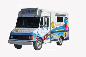 Sunny Days Ice Cream truck-Party Equip Rental