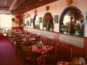 Dining Room, Margaritas Mexican Restaurant, Revere