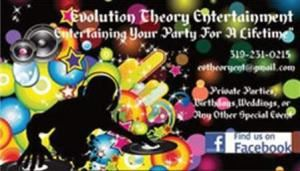 Evolution Theory Entertainment