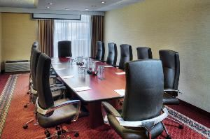 Meeting Package #1, Quality Hotel & Conference Centre, Oshawa — Boardroom for 10 people