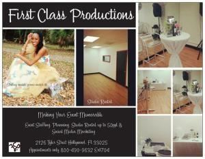 First Class Productions, Inc