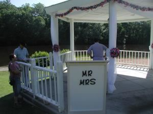 Sunday Wedding Special - 11 hour block, Cedar Crest Conference Center, Green Bay — Gazebo