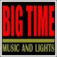 BIG TIME Music & Lights - Syracuse