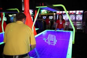 """Big Shot"" Lazer Party – $240.00 plus tax, WonderWorks Tennessee, Pigeon Forge"