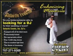 Galactic Events, Inc.- Charlotte