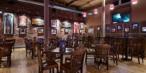 Main Dining Room, Hard Rock Cafe Indianapolis, Indianapolis