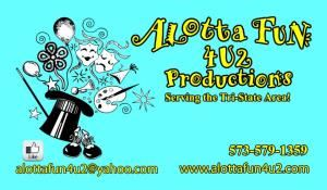 Alotta Fun 4U2 Productions