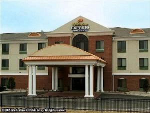 Holiday Inn Express Hotel & Suites Shiloh / O'Fallon