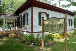 The Richmond Hill Heritage Centre