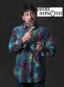 JayDee Hypnotist Corporate Comedy Stage Hypnosis - Eugene OR