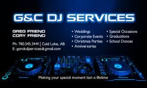 G&C DJ Services