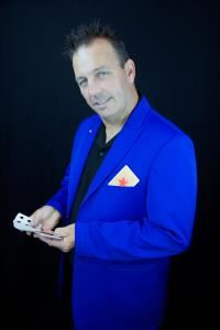 Chris Yuill - Comedy Magician - Langley