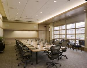 Brightwood Board Room, Cedarbrook Lodge, Seattle — Brightwood Board Room