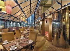 Manhattan Sky Restaurant, Grand Hyatt New York, New York