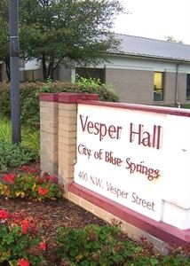 Vesper Hall, Blue Springs
