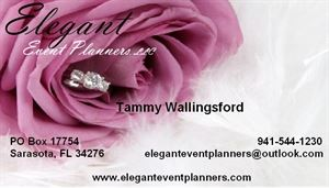 Elegant Wedding and Event Planners