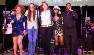 Funktion Dance and Party Band, Howell — The Funktion band NJ