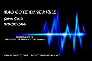 Bad Boyz DJ Servie