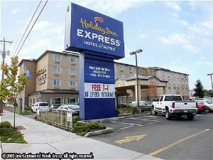 Holiday Inn Express Hotel & Suites Seattle (NorthGate Mall Area), Seattle
