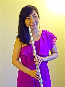 Huei-Mei (May) Jhou, Flutist
