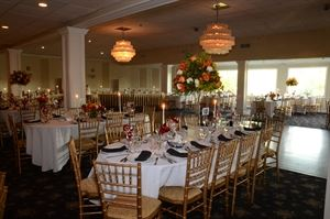 Dinner Package , Sinapi's Ceola Manor, Jefferson Valley — Beautiful Ballroom